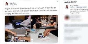 Suriyeli Muhacir Düşmanı Irkçı İlay Aksoy Esed'in Komedi Seçimlerini Türkiyeye Örnek Gösteriyor!
