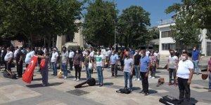 Denizli'de koronavirüs alarmı: Toplu etkinlikler yasaklandı