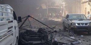 Afrin'de patlama: 1 ölü, 4 yaralı