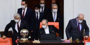 Meclis'te koronavirüs vaka sayısı 43'e yükseldi