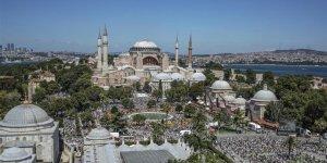 Suriye kasabı Esed rejimi Ayasofya'nın benzerini inşa edecekmiş!