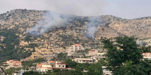 İsrail Lübnan hava sahasını 39 kez ihlal etti