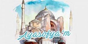 Grup Yürüyüş'ten Ayasofya Camii ezgisi