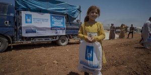 İslamic Relief'den Suriye'de 70 bin kişiye kurban eti