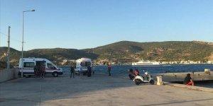 İzmir Foça'da tekne battı: 4 ölü