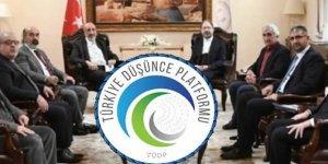 Türkiye Düşünce Platformu: Yanlış Anlamaları Düzeltelim!
