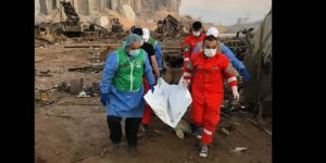 İHH ekipleri Beyrut'ta çalışmalara başladı