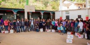 TİKA'dan Meksika'ya deprem yardımı