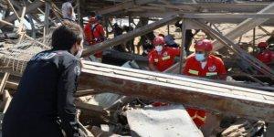 AFAD, Beyrut'ta arama kurtarma çalışmalarına başladı