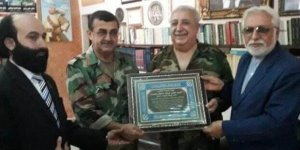 İran'dan katil Mihraç Ural'a kahramanlık ve onur plaketi!