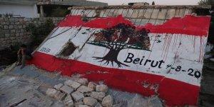 İdlib'ten Beyrut'a anlamlı destek