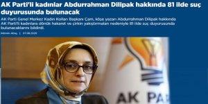 AK Parti'li kadınları başka konularda da bu kadar cevval bekliyoruz!