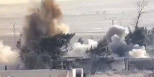 Barış Pınarı Bölgesi'nde iki bombalı terör saldırısı önlendi