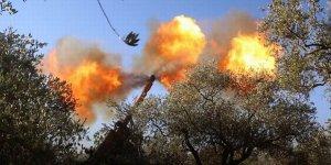 Suriyeli direnişçiler Rusya ve rejimin saldırılarına karşılık veriyor