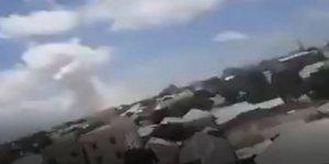 Somali'de şiddetli patlama