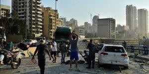 Beyrut Limanı'ndaki patlamada ölenlerin sayısı 171'e yükseldi