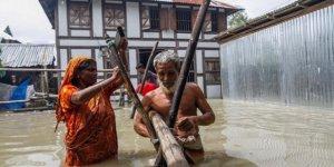 Bangladeş'teki sellerde 198 kişi hayatını kaybetti