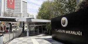 Türkiye'den İsrail-BAE anlaşmasına tepki