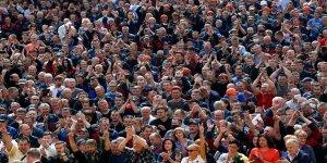 Minsk'te 20 bin eylemcinin hedefindeki Lukaşenko: Yem olmayın