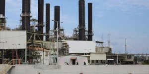 Gazze'deki elektrik santralinde İsrail'in yakıt engeli nedeniyle üretim durdu