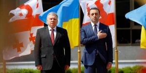 Gürcistan ile Ukrayna'dan Rusya'ya 'işgal' tepkisi