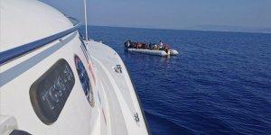 Yunanistan'ın ölüme terk ettiği 42 sığınmacı kurtarıldı