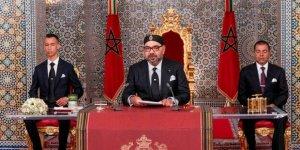 Fas Kralı: Kovid-19 desteği sonsuza kadar sürmeyecek