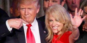 Trump'ın başdanışmanı Kellyanne Conway görevini bırakıyor
