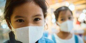 """""""2 yaşına kadar olan çocuklar asla ve asla maske takmamalı"""""""