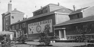 Bir bira fabrikasının hikayesi