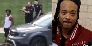 ABD'de polisin sırtından 8 kez vurduğu Jacob Blake felçli kaldı