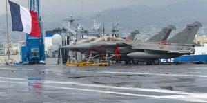 Türkiye'den, Rum Yönetimi'ne indirilen Fransız uçaklarına tepki
