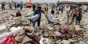 Afganistan'daki selde can kaybı 100'e çıktı
