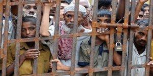 Myanmar'da 1675 Müslüman, seyahat ettikleri için ağır çalışma cezasına çarptırıldı