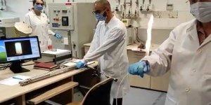 Karadeniz'de bulunan doğalgazın testi başarıyla gerçekleştirildi