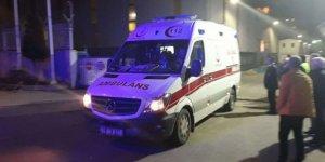 Tuzla geri gönderme merkezindeki Fas uyruklu 16 kişi hastaneye kaldırıldı