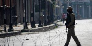 Cammu Keşmir'de işgal güçleri ile direnişçiler arasında çatışma