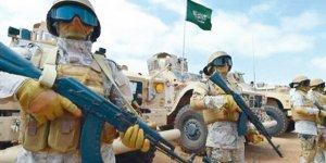 Suudilerden Suriye'ye asker takviyesi