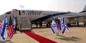 BAE'ye giden İsrail uçağının Suudi Arabistan'dan geçmesine tepki