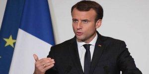Macron: Fransa'da dine hakaret etme özgürlüğü var
