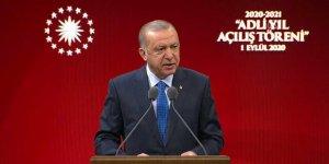 Erdoğan: Yargının ideolojisi adalet olmalı!