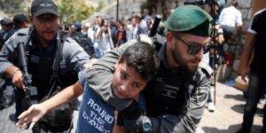 İsrail geçtiğimiz Ağustos'ta 330 Filistinliyi tutukladı