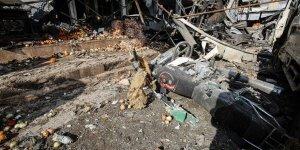 İdlib'de pazar yerinde patlama: 11 yaralı