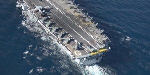 Fransa'dan Doğu Akdeniz'de provokatif girişim: Savaş gemisi gönderdiler!