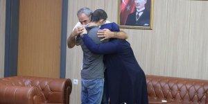 Mardin'de güvenlik güçlerinin ikna çalışması sonucu 1 aile daha evladına sarıldı