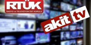 RTÜK'ün AKİT TV'ye niyet okuyarak verdiği cezaya tepki