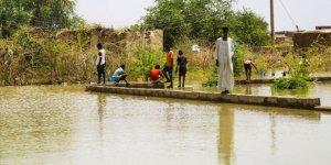 Sudan'da sel nedeniyle acil durum ilan edildi