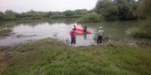 Dicle Nehri'nde kaybolan Suriyeli çocuğun cesedine ulaşıldı
