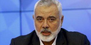İsmail Heniyye: Filistin, ABD-İsrail ortaklığında üç tuzakla karşı karşıya