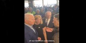 """Emekli ABD'li askerden Joe Biden'e: """"Bizi sivillere zarar vermek için gönderdiniz"""""""